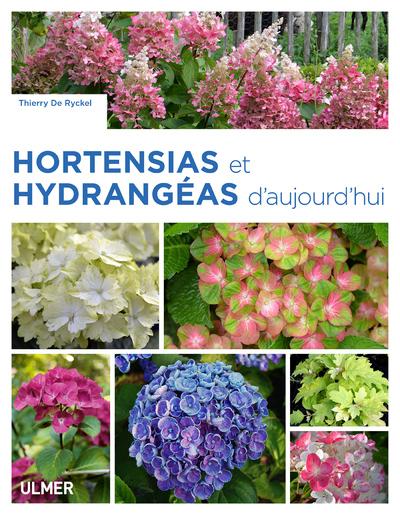 HORTENSIAS ET HYDRANGEAS D'AUJOURD'HUI