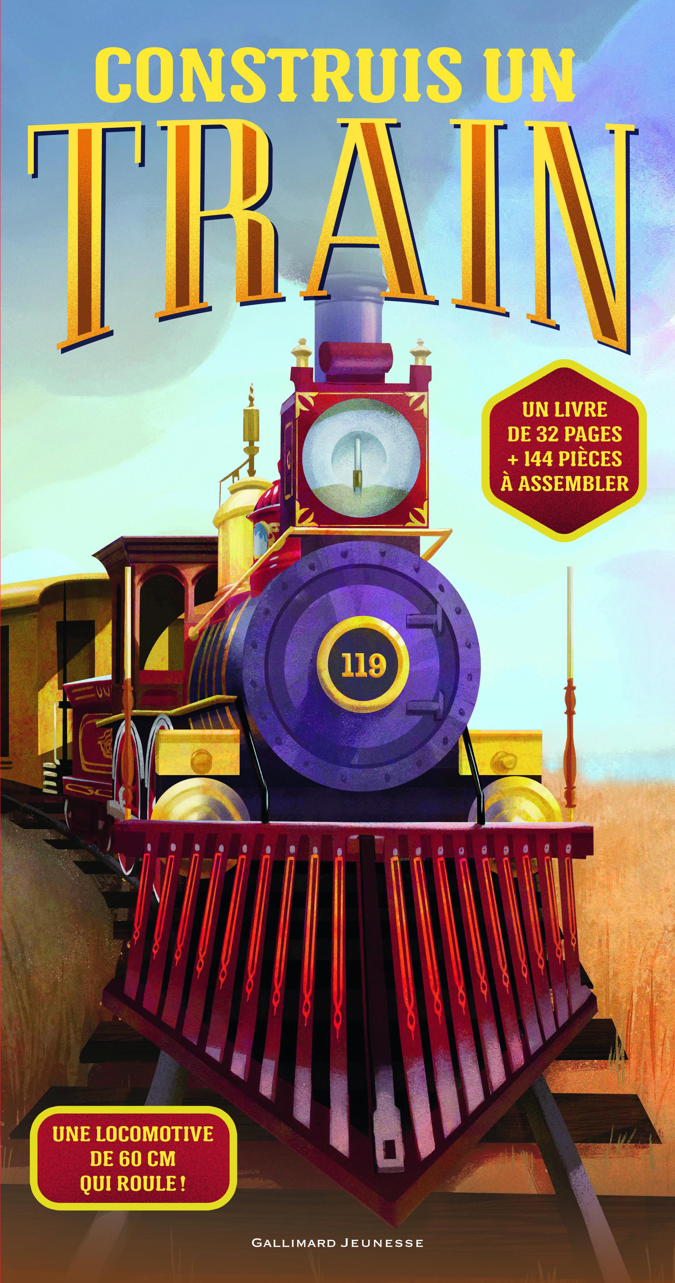 CONSTRUIS UN TRAIN