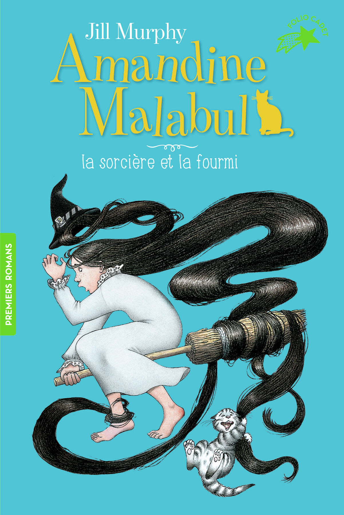 AMANDINE MALABUL, LA SORCIERE ET LA FOURMI