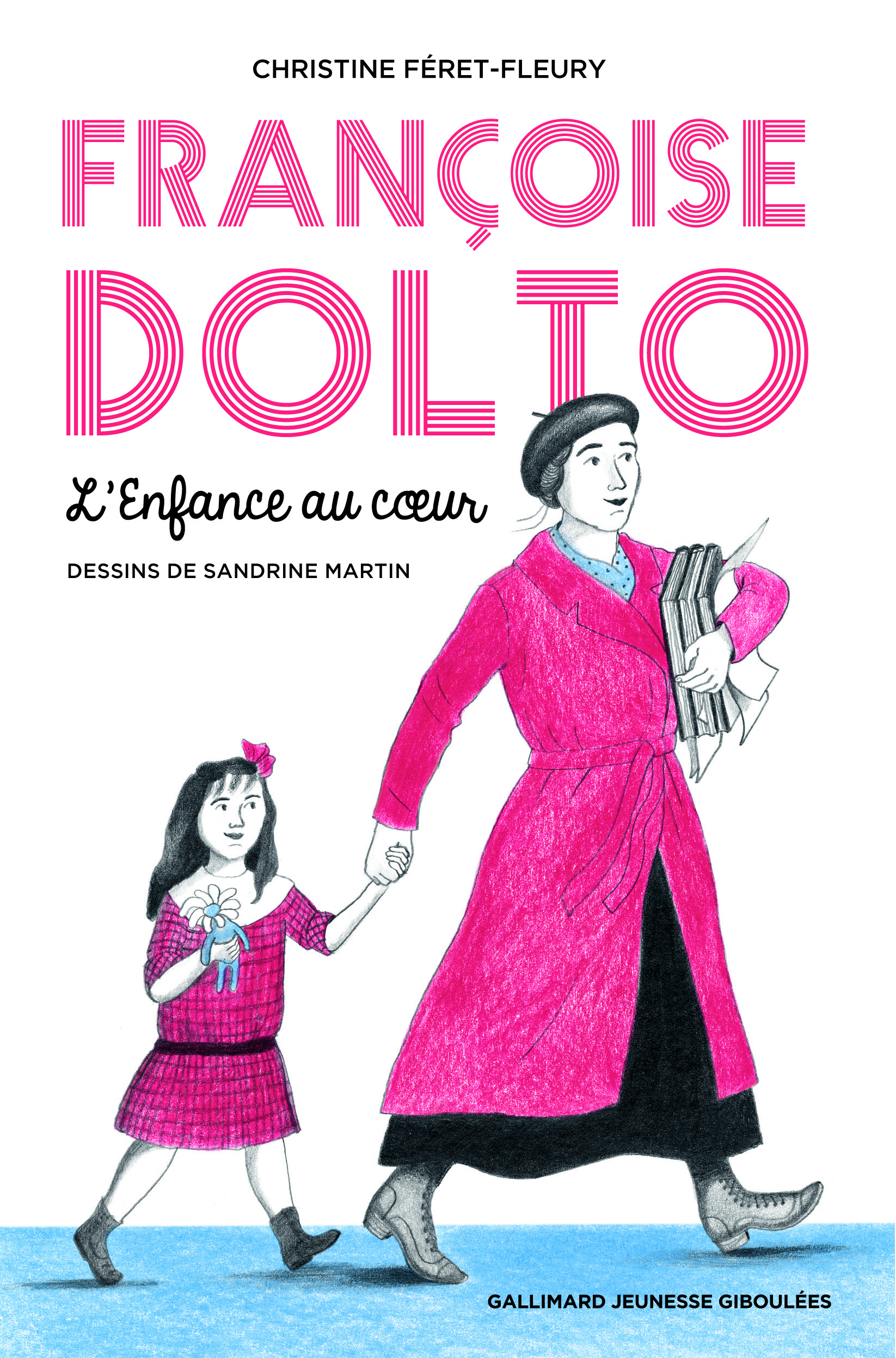 FRANCOISE DOLTO - L'ENFANCE AU COEUR