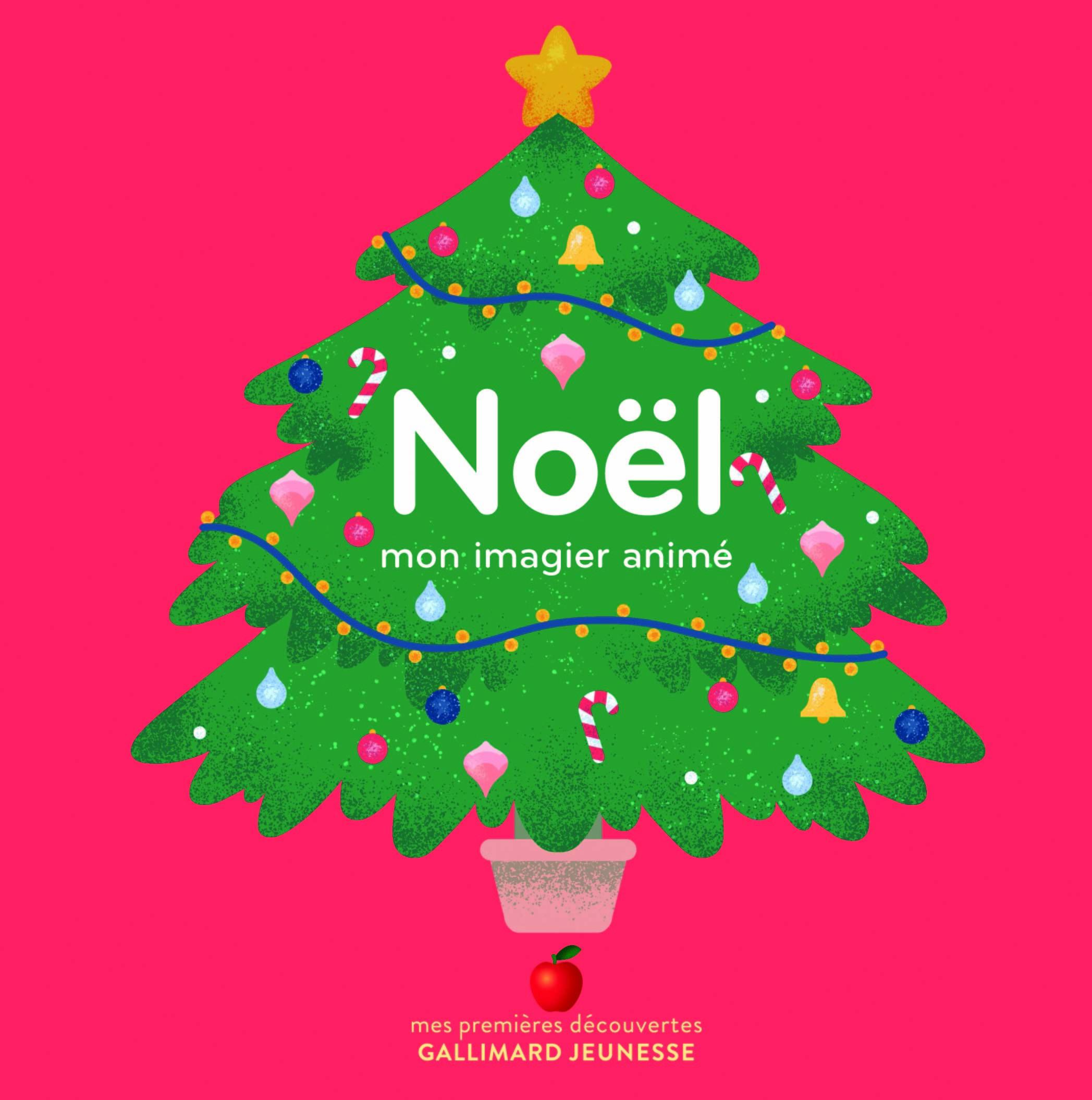 NOEL - MON IMAGIER ANIME