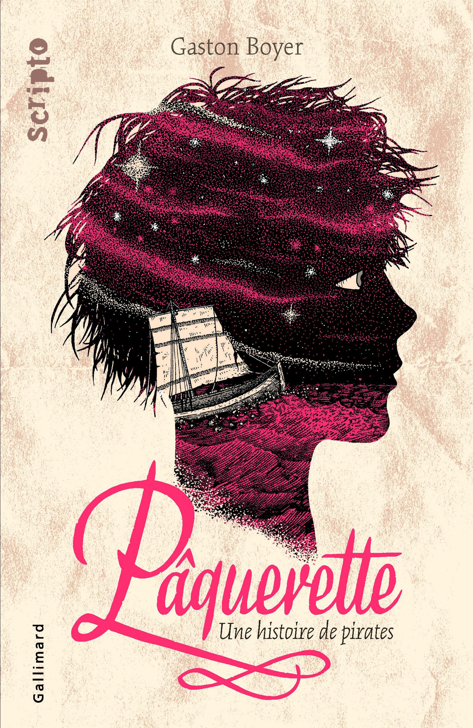 PAQUERETTE - UNE HISTOIRE DE PIRATES