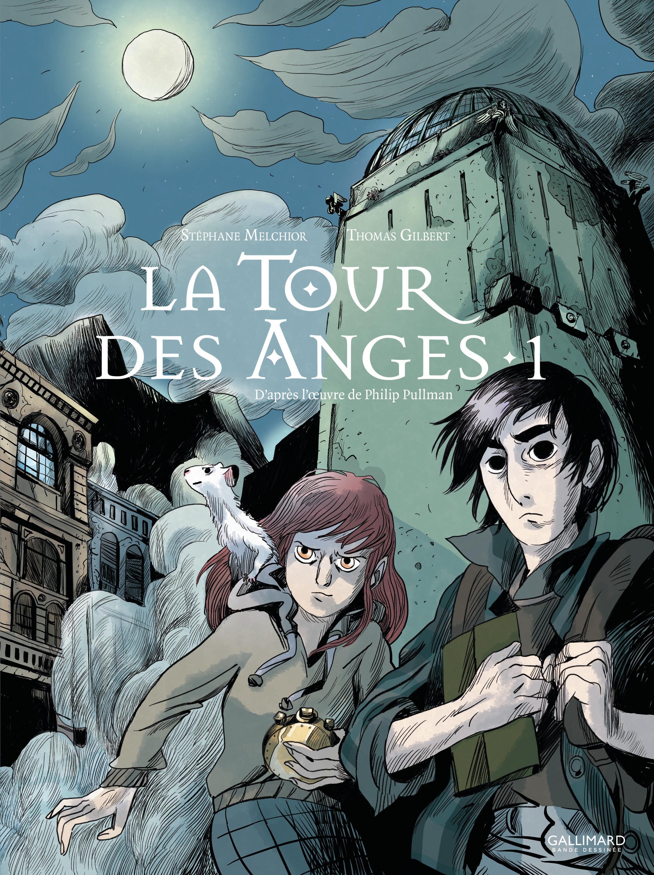 LA TOUR DES ANGES (TOME 1)