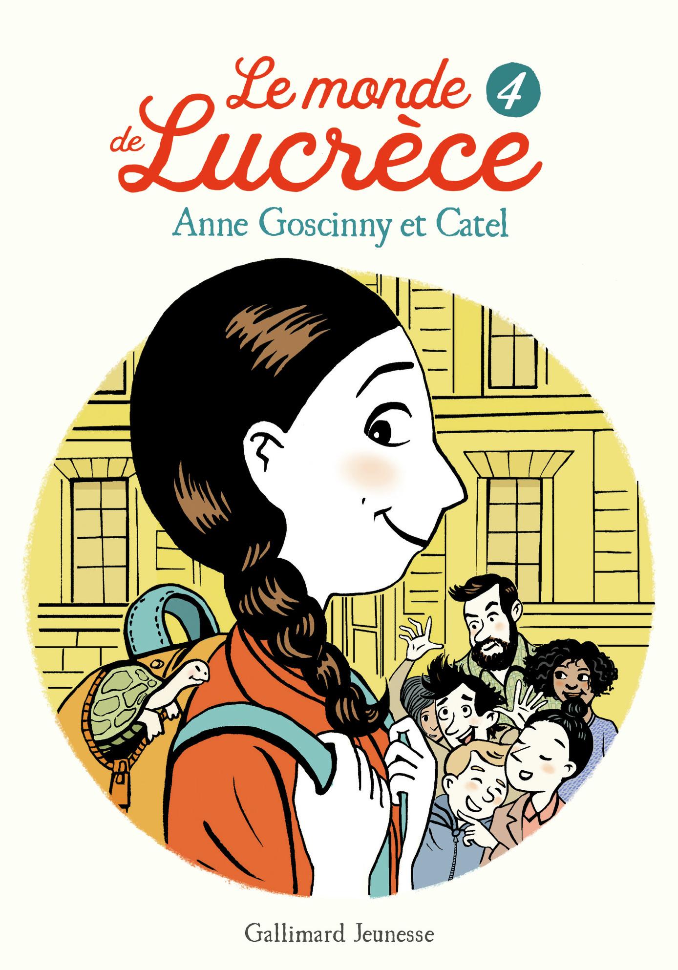LE MONDE DE LUCRECE, 4