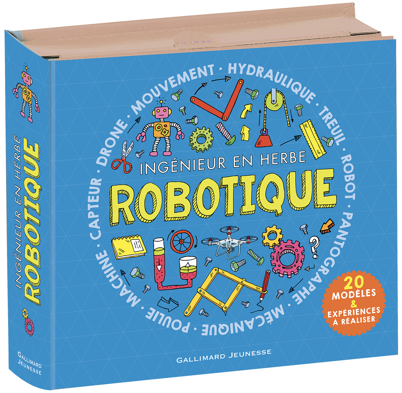 ROBOTIQUE - INGENIEUR EN HERBE