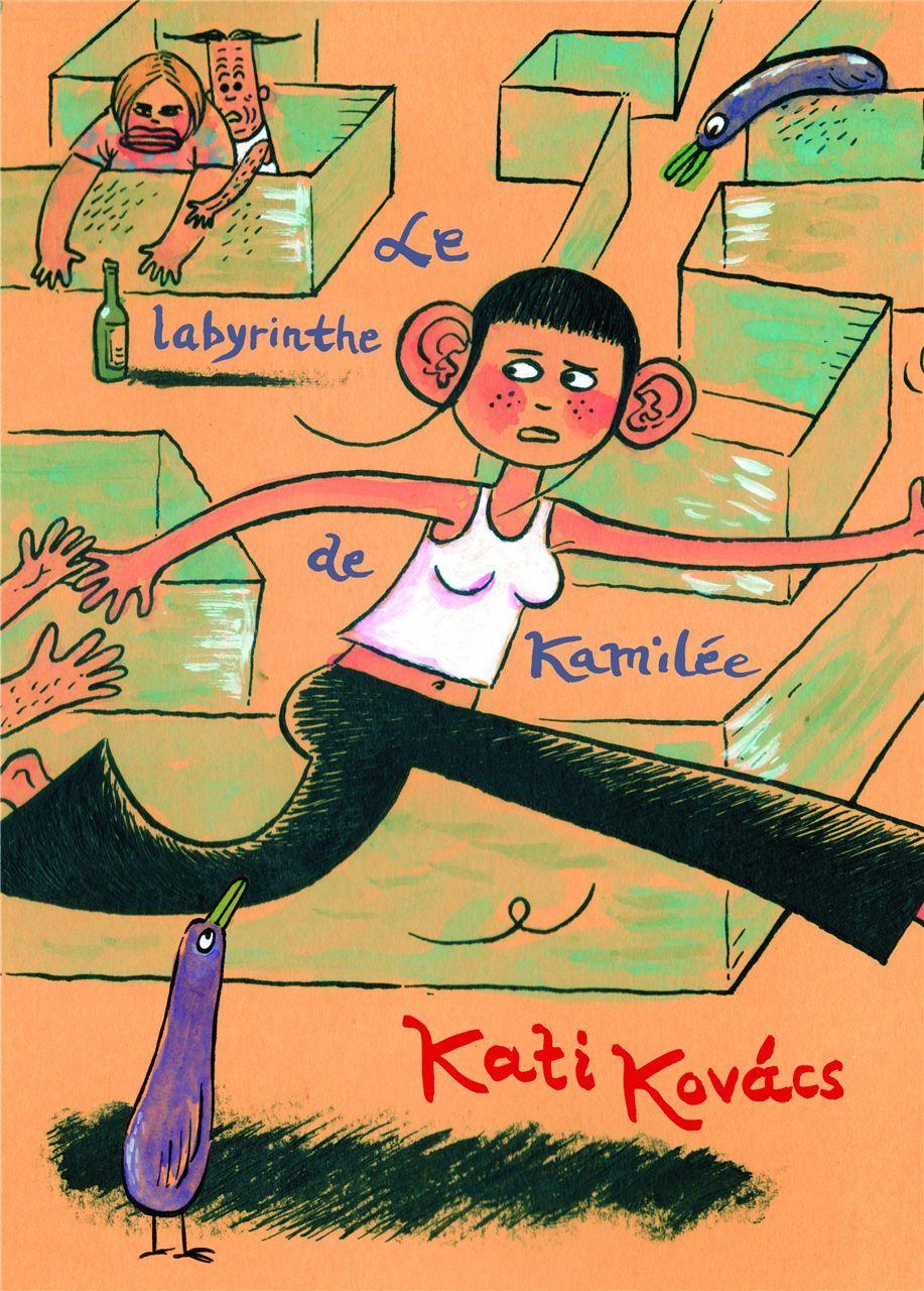LABYRINTHE DE KAMILEE (LE)