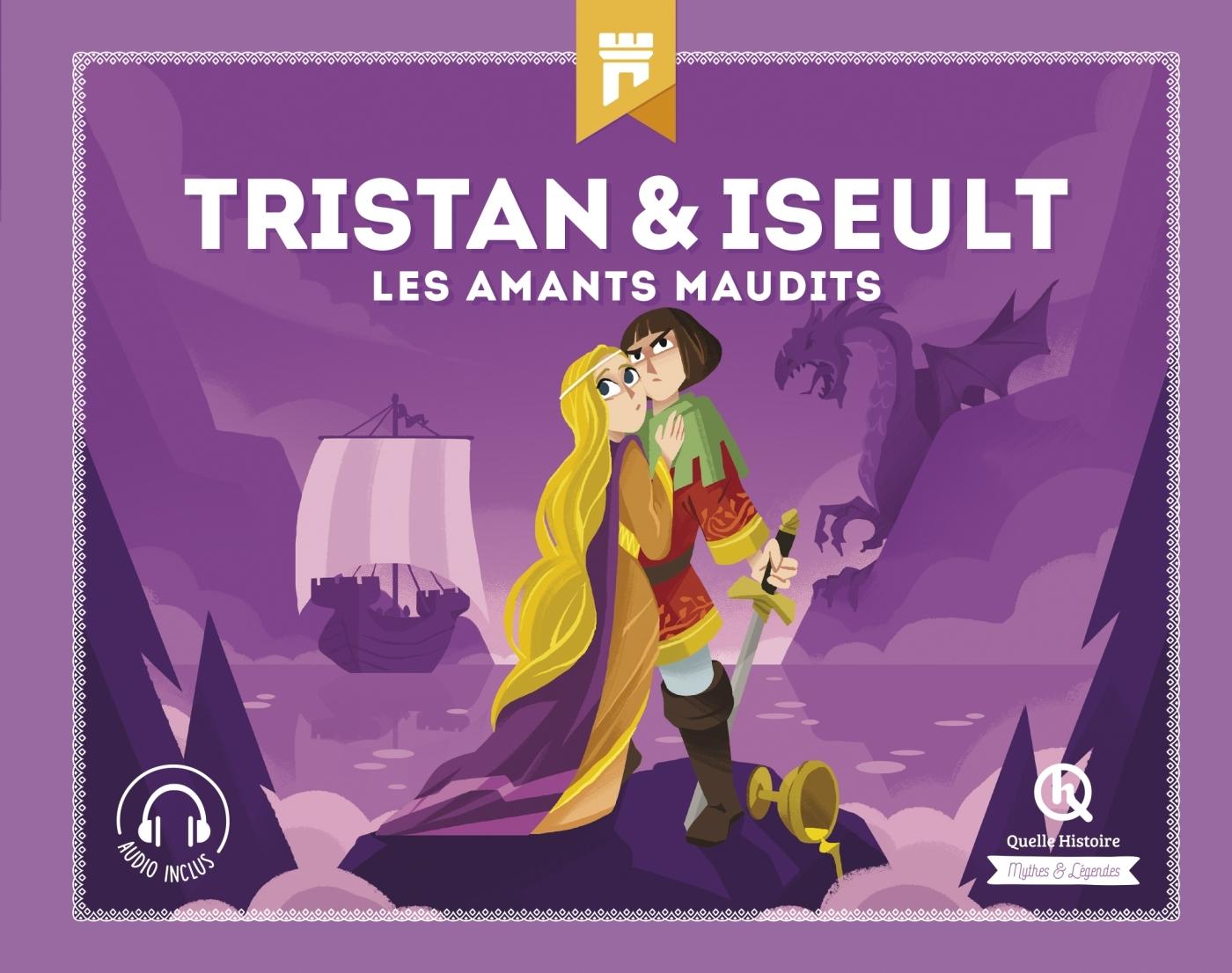 TRISTAN & ISEULT - LES AMANTS MAUDIT