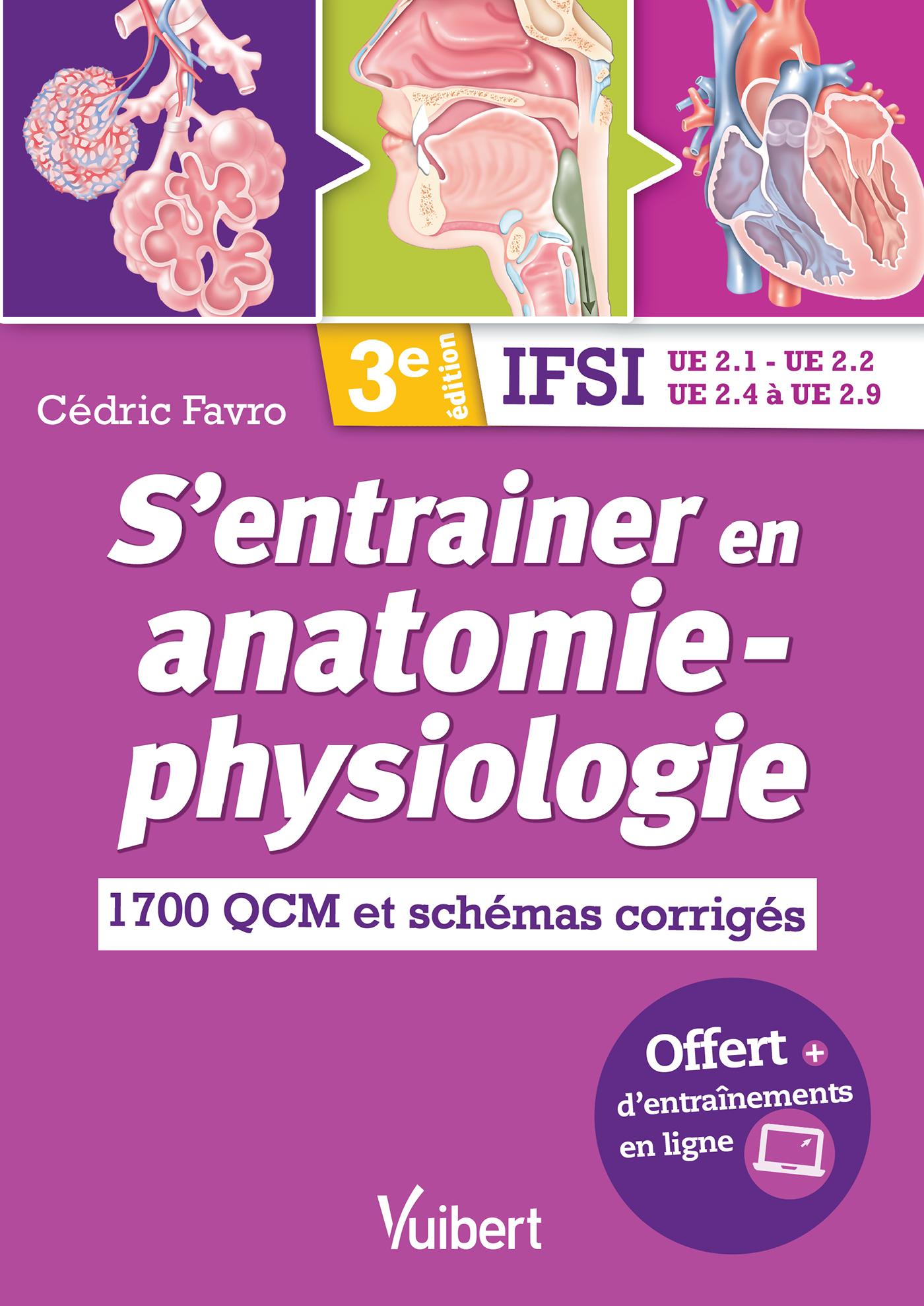 S'ENTRAINER EN ANATOMIE PHYSIOLOGIE 3E EDT
