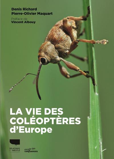LA VIE DES COLEOPTERES D'EUROPE