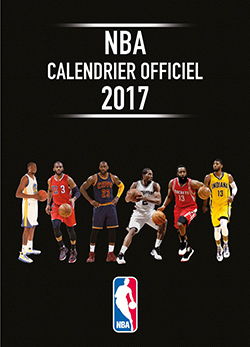 NBA - CALENDRIER OFFICIEL 2017