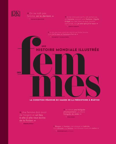 UNE HISTOIRE MONDIALE ILLUSTREE DES FEMMES