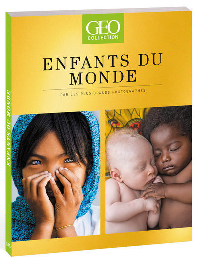 GEO COLLECTION - ENFANTS DU MONDE