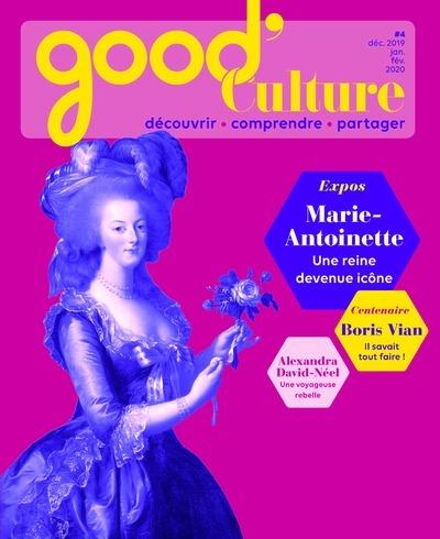 GOOD CULTURE - NUMERO 4
