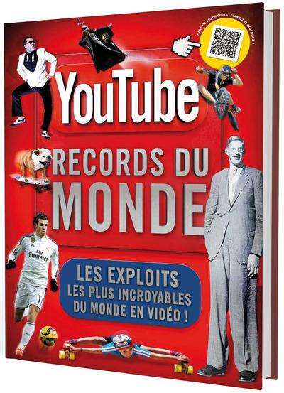 YOUTUBE LES ETONNANTS RECORDS DU MONDE (VERSION SOUPLE)