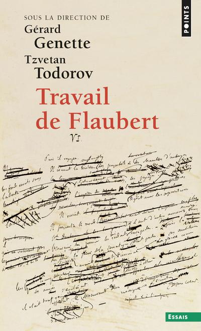 TRAVAIL DE FLAUBERT