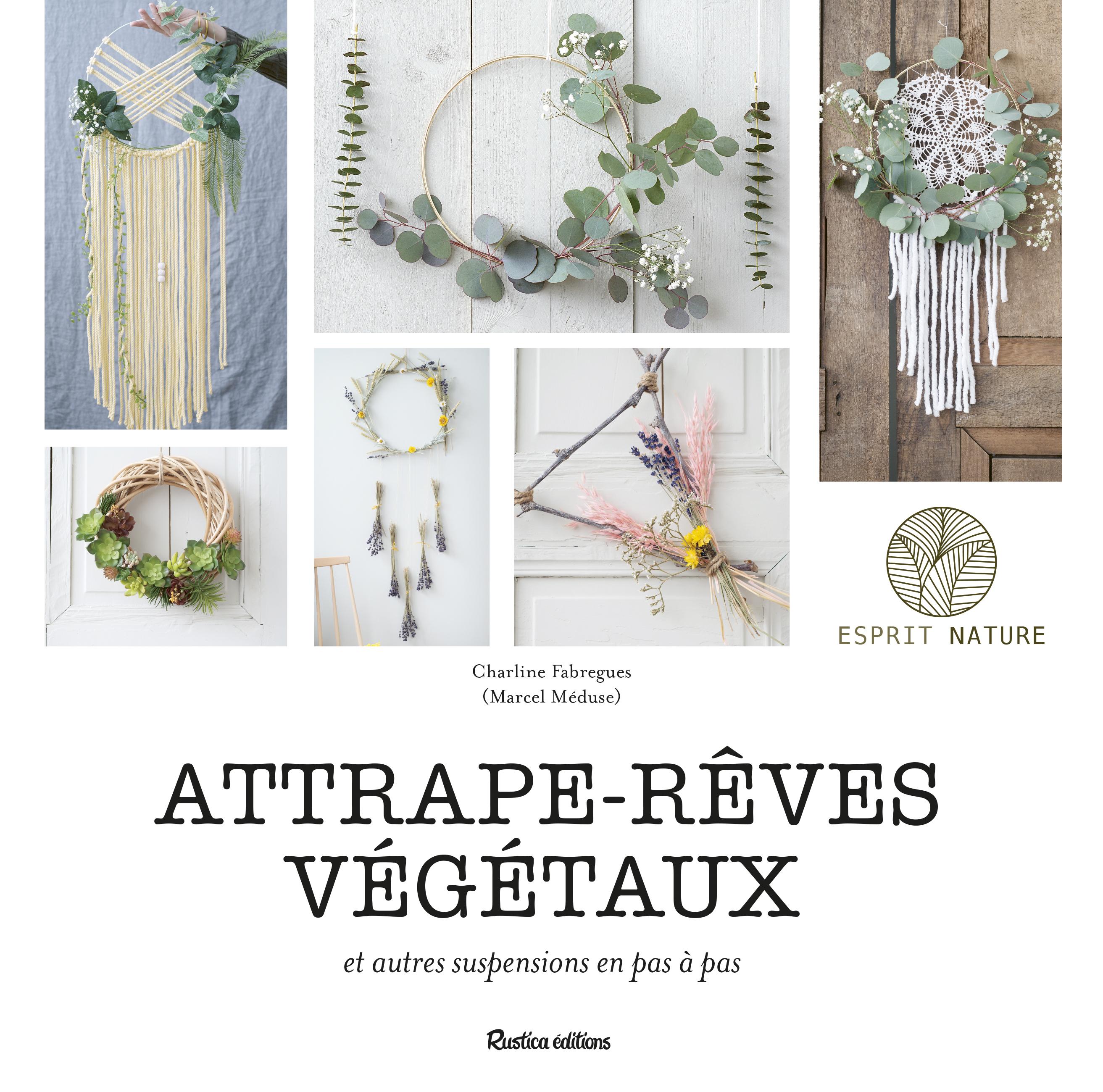 ATTRAPE-REVES VEGETAUX