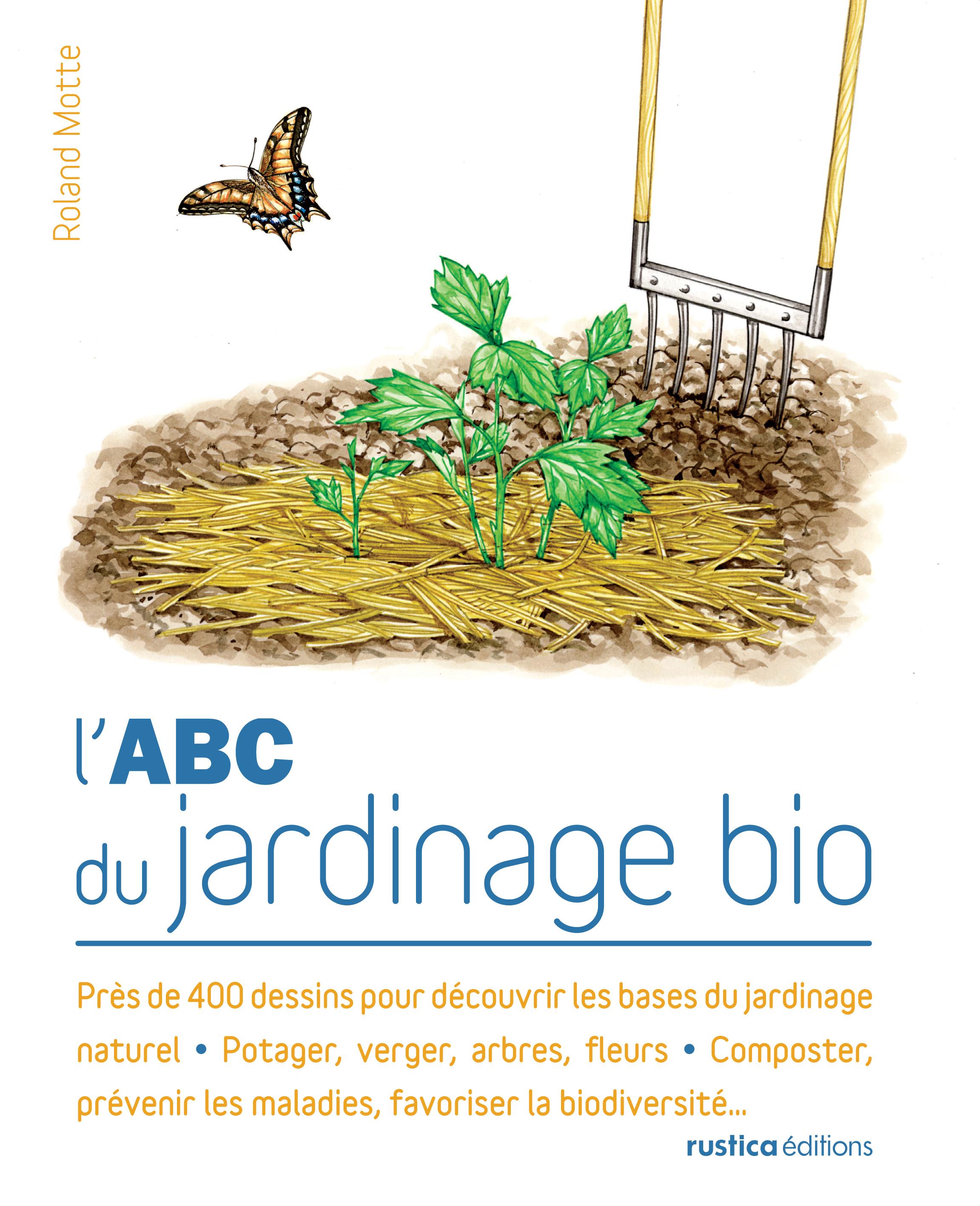 L'ABC DU JARDINAGE BIO