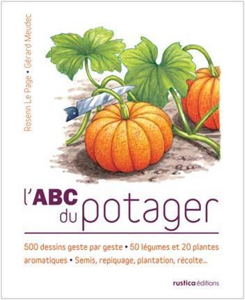 PACK ABC DU POTAGER + PRIME