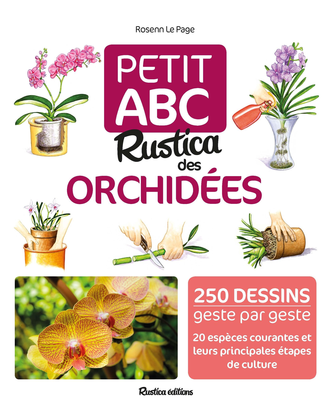 PETIT ABC RUSTICA DES ORCHIDEES