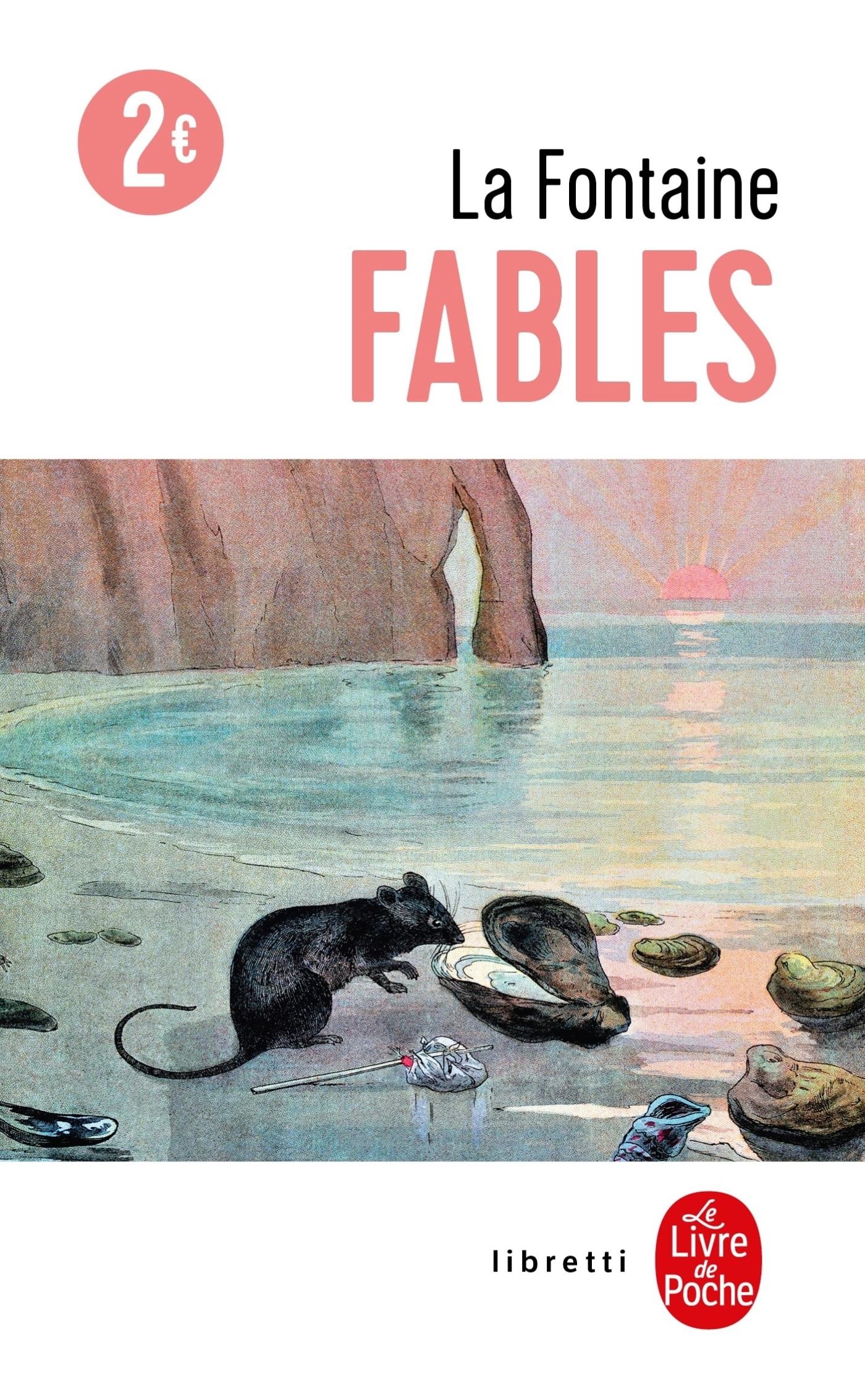 FABLES - ANTHOLOGIE