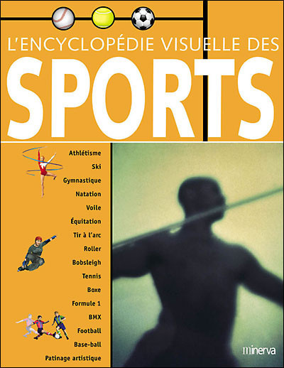 L'ENCYCLOPEDIE VISUELLE  DES SPORTS