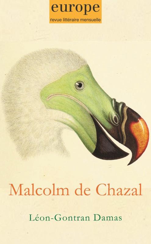 MALCOLM DE CHAZAL LEON-GONTRAN DAMAS - N  1081 MAI 2019
