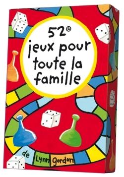 52 JEUX POUR TOUTE LA FAMILLE