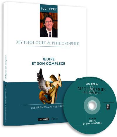 OEDIPE ET SON COMPLEXE VOLUME 14 LIVRE + CD