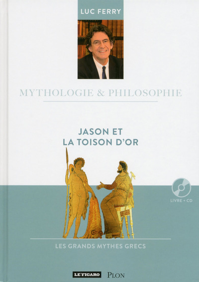 JASON ET LA TOISON D'OR VOLUME 11 LIVRE + CD