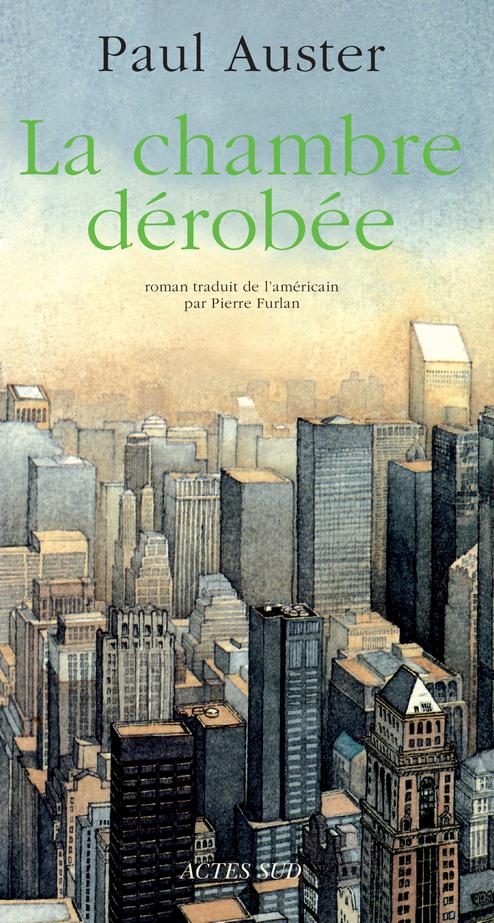 LA CHAMBRE DEROBEE