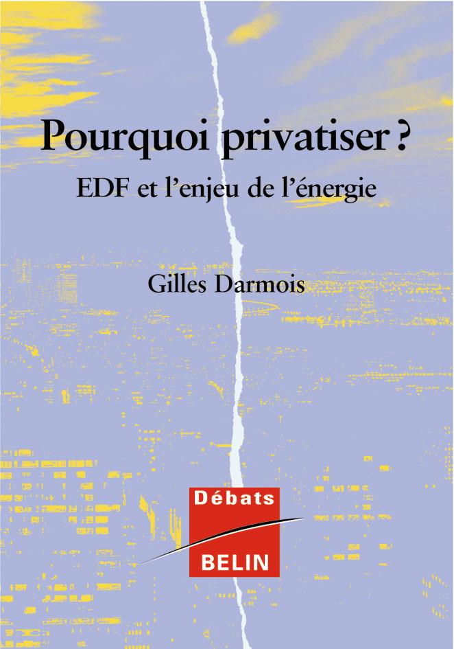 A QUOI BON PRIVATISER ? L'ENJEU FRANCAIS DE L'ENERGIE - EDF ET L'ENJEU DE L'ENERGIE