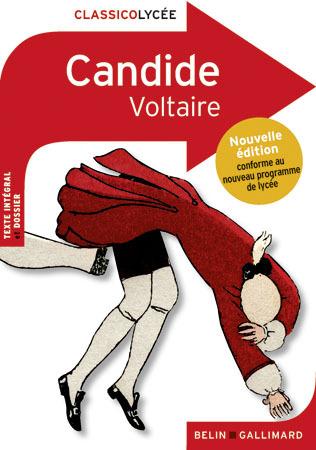 CANDIDE - <SPAN>NOUVELLE EDITION</SPAN>