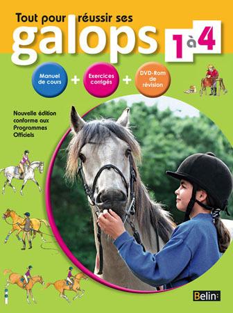 GALOPS 1 A 4 TOUT EN UN
