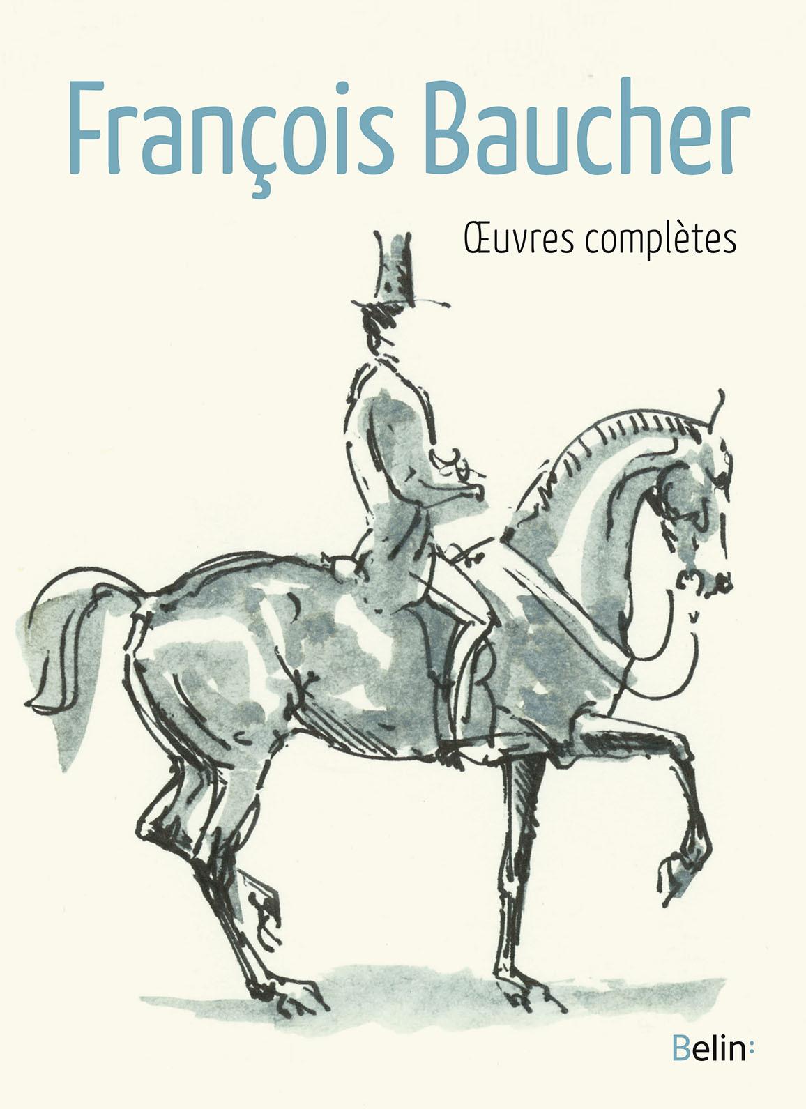 OEUVRES COMPLETES DE FRANCOIS BAUCHER