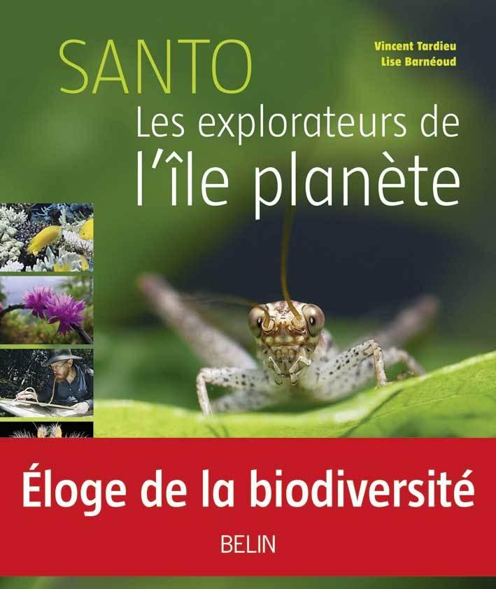 SANTO - LES EXPLORATEURS DE L'ILE-PLANETE