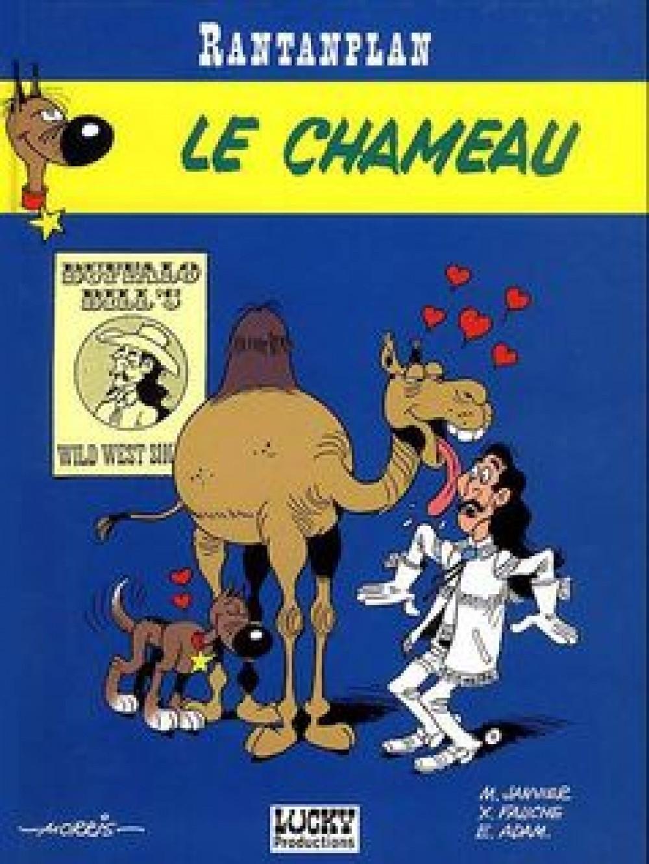 RANTANPLAN - HISTOIRES LONGUES - RANTANPLAN - TOME 11 - CHAMEAU (LE)
