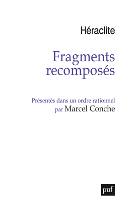 FRAGMENTS RECOMPOSES PRESENTES DANS UN ORDRE RATIONNEL