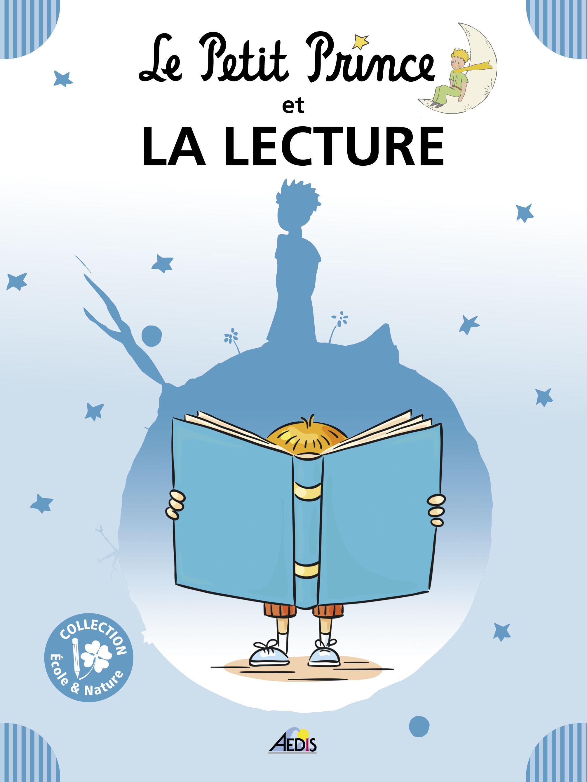 01 - LE PETIT PRINCE ET LA LECTURE
