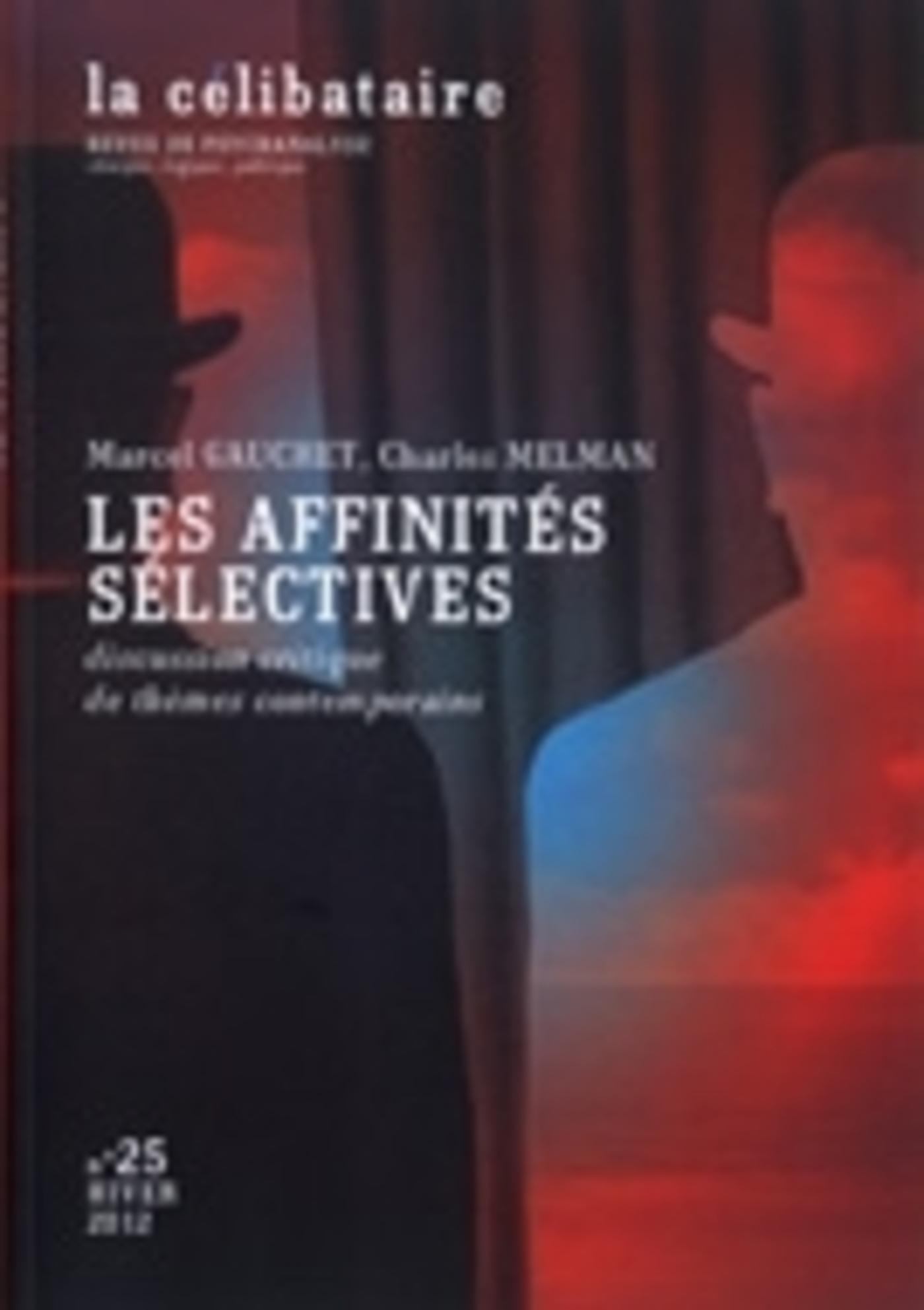AFFINITES SELECTIVES (LES) N25