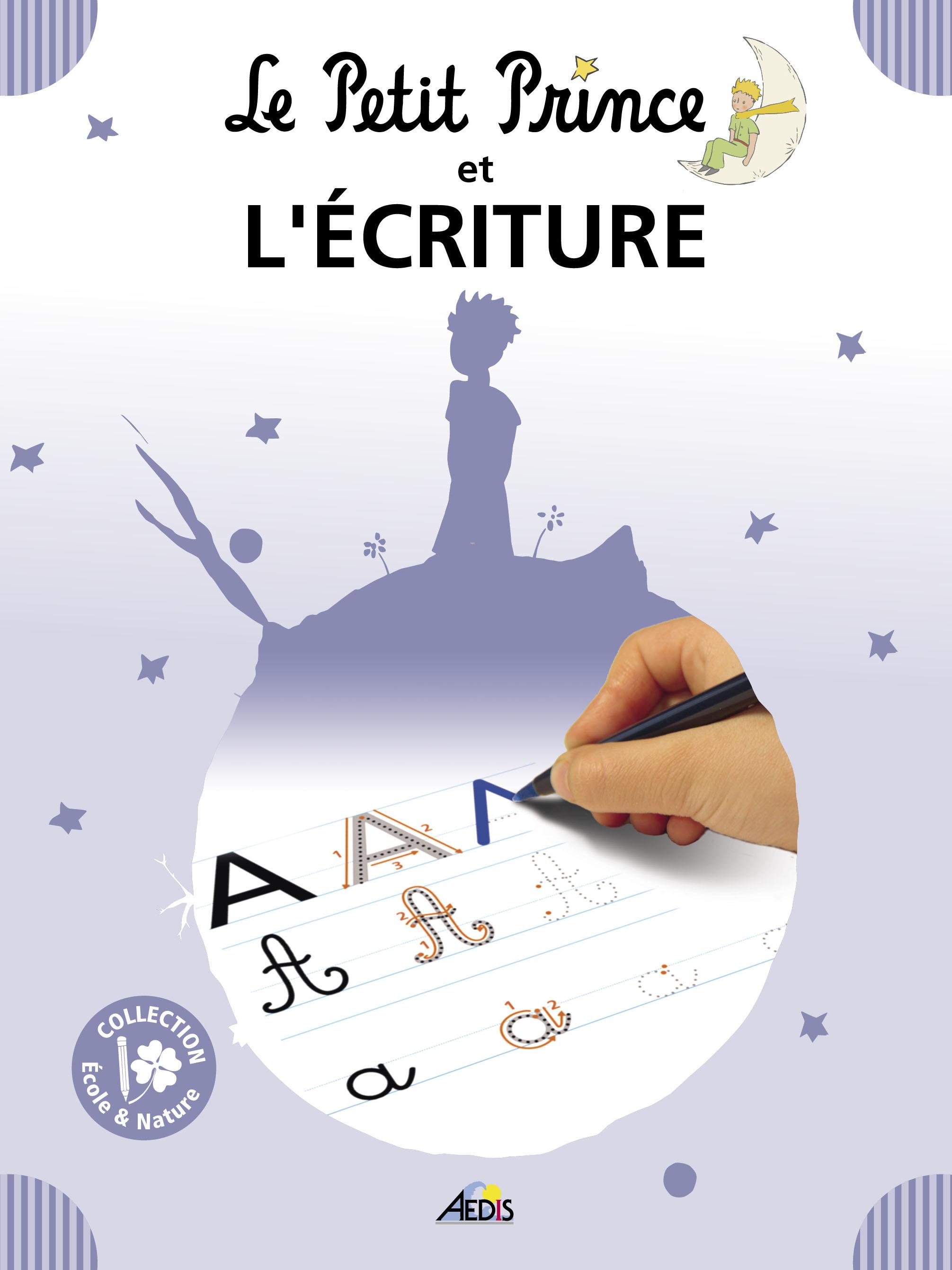 02 - LE PETIT PRINCE ET L'ECRITURE