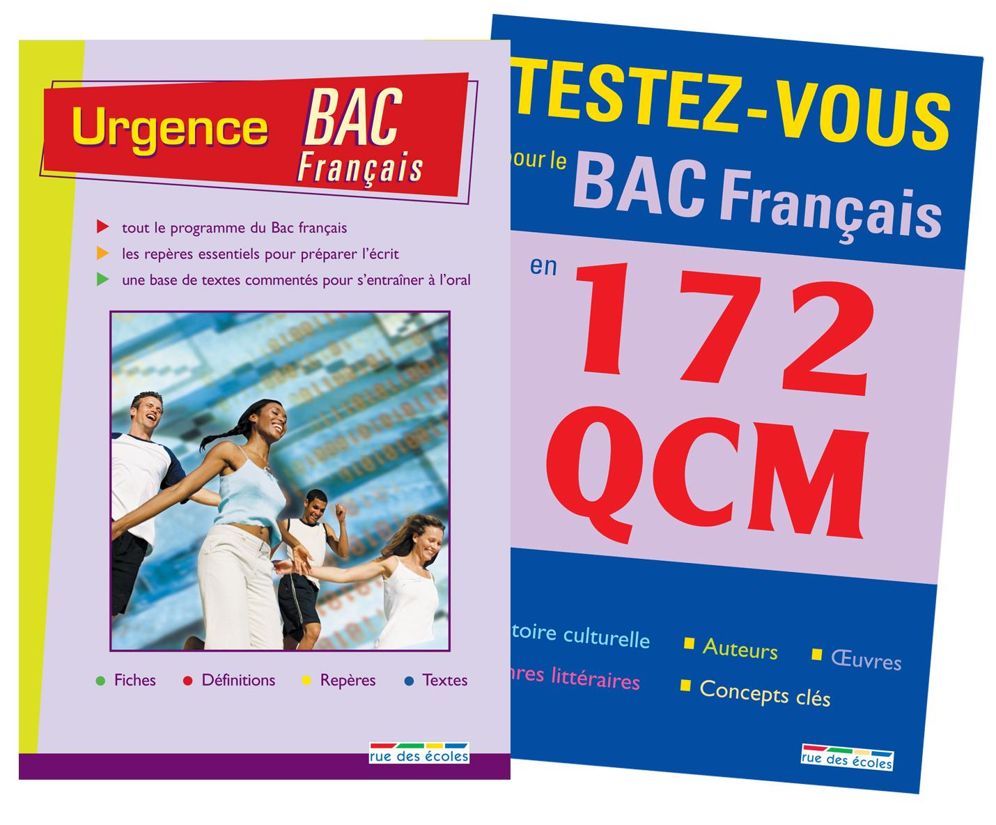 PACK 2006 BAC FRANCAIS