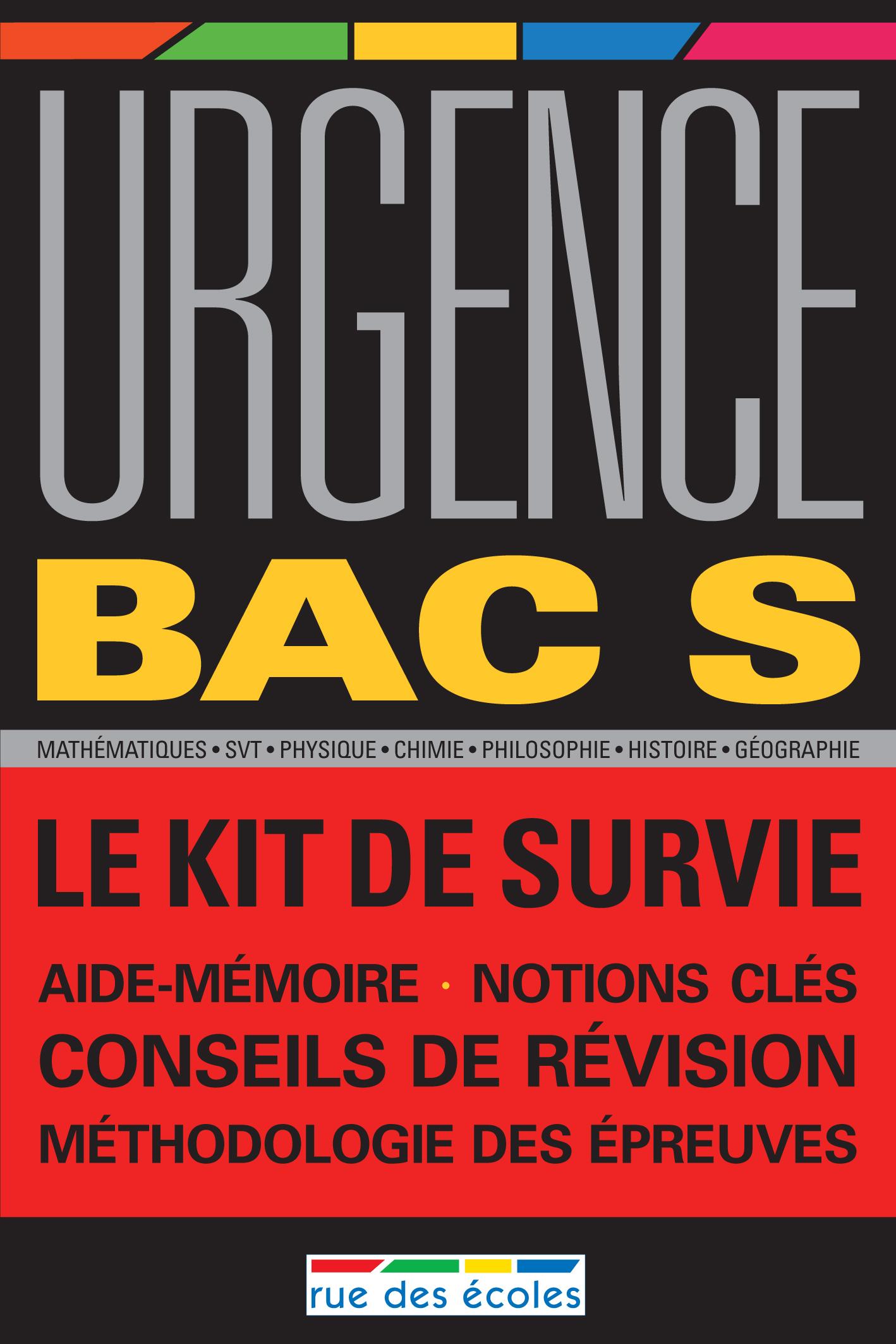 URGENCE 2011 BAC S