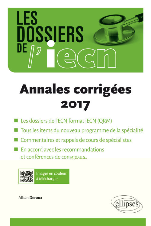 ANNALES 2017 CORRIGEES