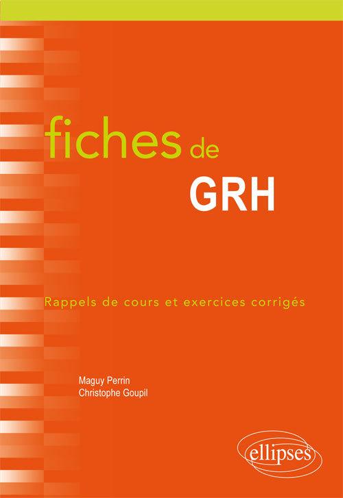 FICHES DE GRH