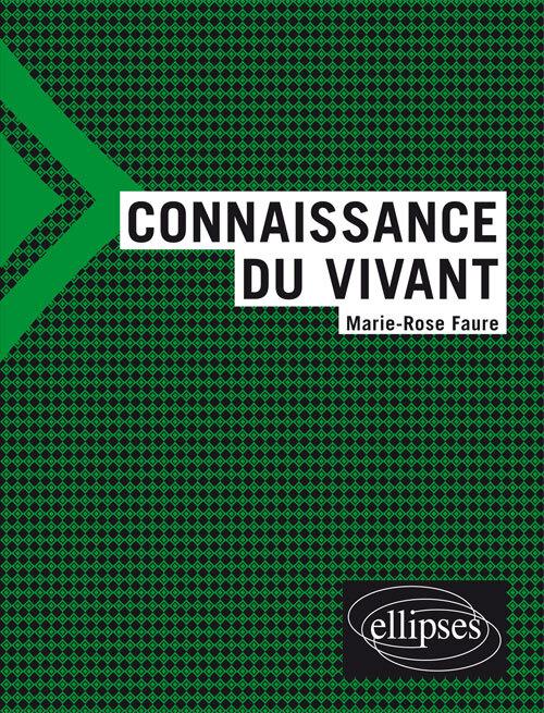 CONNAISSANCE DU VIVANT