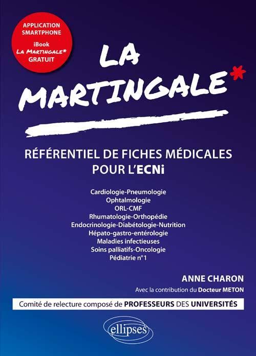 LA MARTINGALE - CARDIOLOGIE-PNEUMOLOGIE, OPHTALMOLOGIE, ORL-CMF, RHUMATOLOGIE-ORTHOPEDIE, ENDOCRINOL