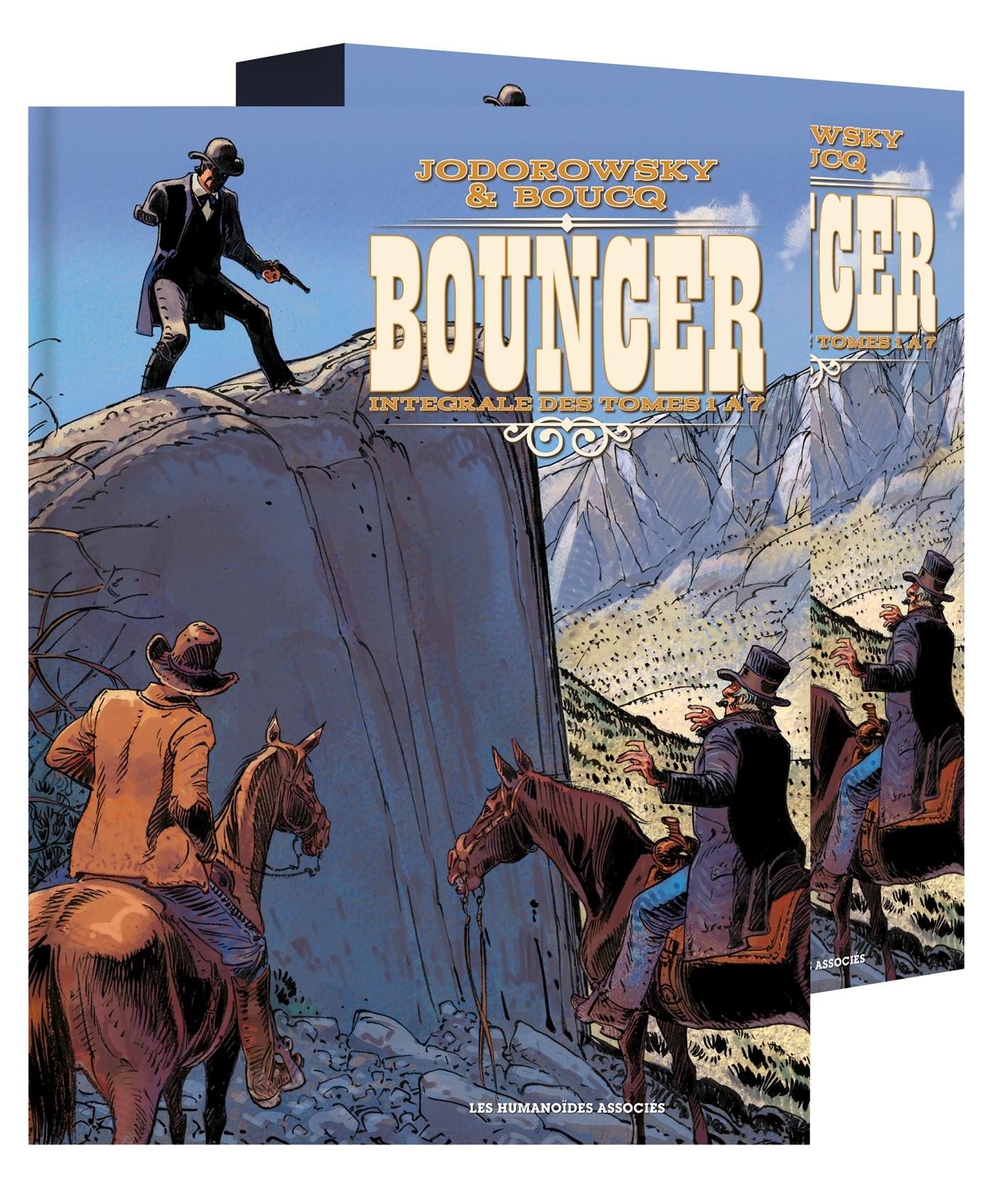 BOUNCER - INTEGRALE T1 A 7