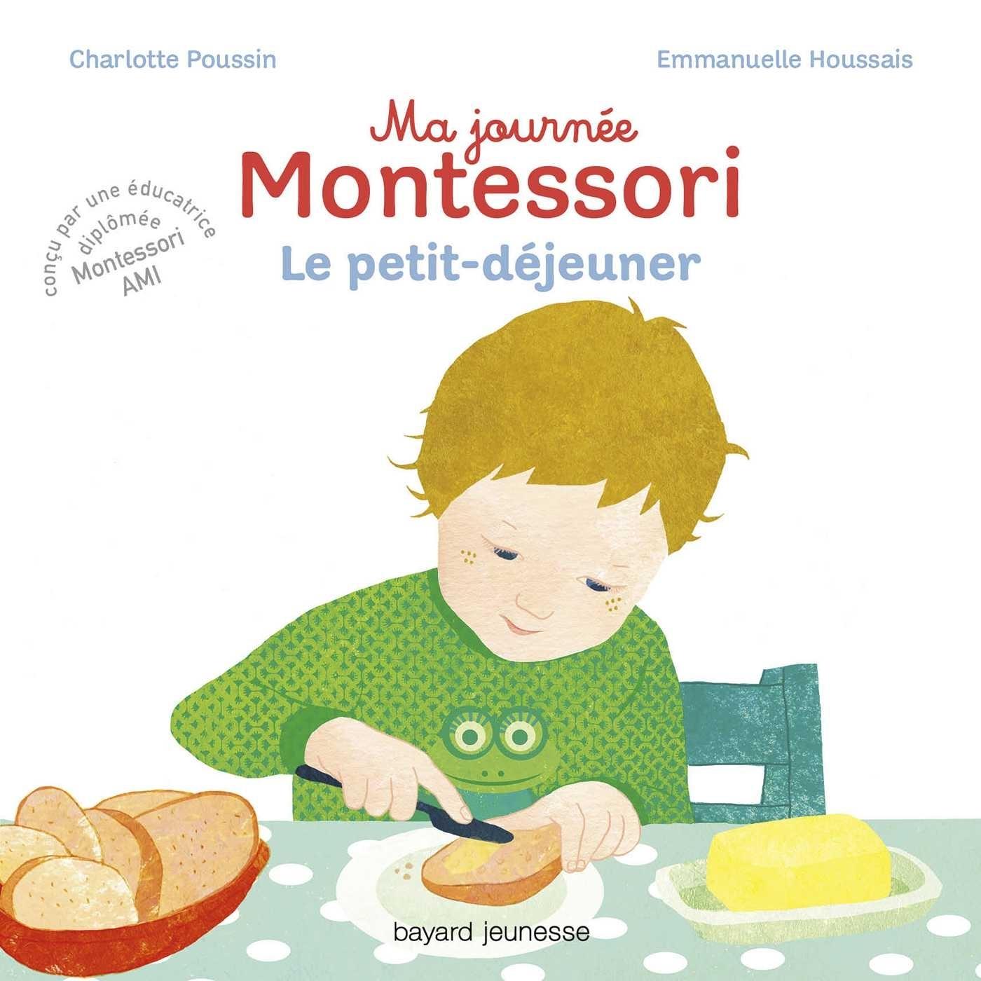 MA JOURNEE MONTESSORI, TOME 03 - LE PETIT DEJEUNER