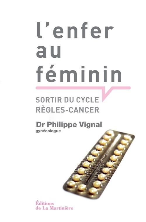L'ENFER AU FEMININ. SORTIR DU CYCLE REGLES, PILULE, CANCER