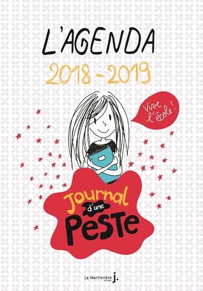 L'AGENDA 2018-2019 JOURNAL D'UNE PESTE VIVE L'ECOLE !